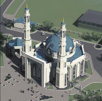 Мечеть Махалля Фатиха